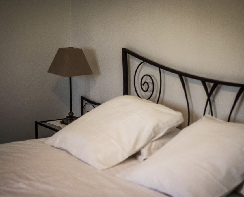detail-chambre-hotes-saint-medard-en-jalles-theme-vert